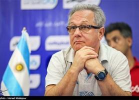 سرمربیان فعلی و آینده والیبال آرژانتین در نشست خبری