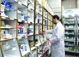 پایش مستمر تمامی داروخانه های فعال در شهرستان دیر