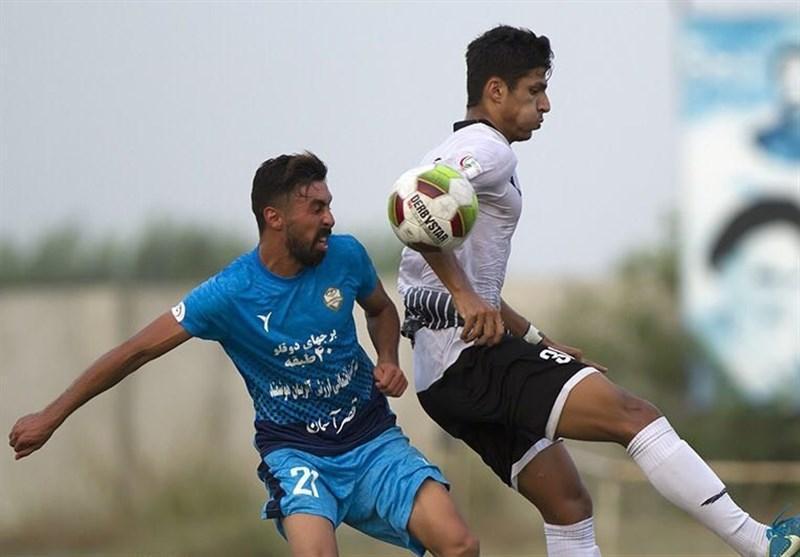 لیگ دسته اول فوتبال، پیروزی شاگردان محمود فکری مقابل مس کرمان
