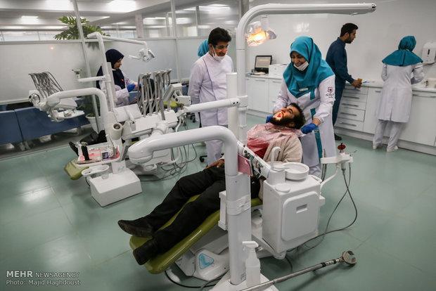 ارائه خدمات رایگان دندانپزشکی به بیش از 400 هزار نفر در اصفهان