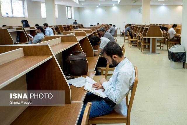 کتابخانه ها در کنار آموزش و پرورش مهم ترین مرکز یادگیری دانش آموزان