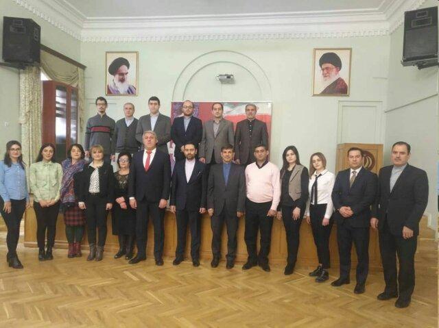 پاسداشت یکصدمین سالگرد تدریس زبان فارسی در دانشگاه دولتی ایروان