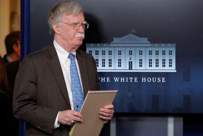 بولتون درباره اقدام نظامی در ونزوئلا شرح داد