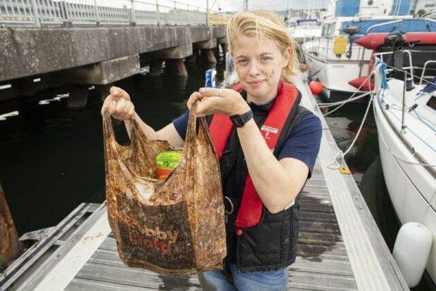 کیسه های پلاستیکی قابل تجزیه تا 3 سال قابل استفاده هستند