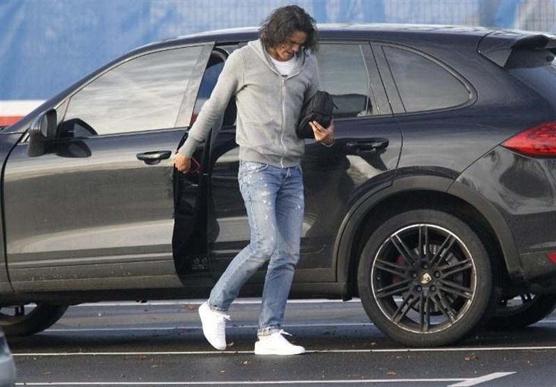 سرقت خودروی 200 هزار یورویی ادینسون کاوانی در پاریس