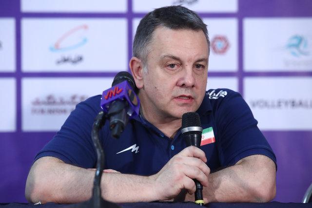 کولاکوویچ: خبر صعود ایران اشتباه فدراسیون جهانی بود، معروف اطلاع نداشت!
