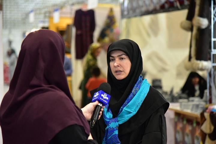 هم افزایی صنایع دستی و گردشگری در نمایشگاه تبریز
