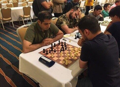 احسان قائم مقامی قهرمان مسابقات شطرنج آمریکا شد