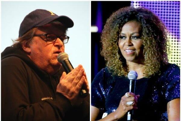 دعوت فیلمساز مشهور آمریکایی از میشل اوباما برای رقابت با ترامپ