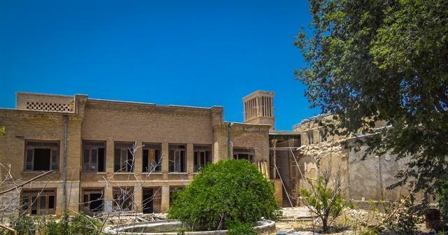 مرمت بخش های دیگری از خانه تاریخی سوخکیان داراب آغاز شد