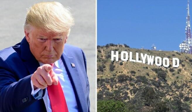 انتقاد تند دونالد ترامپ: هالیوود نژادپرست است