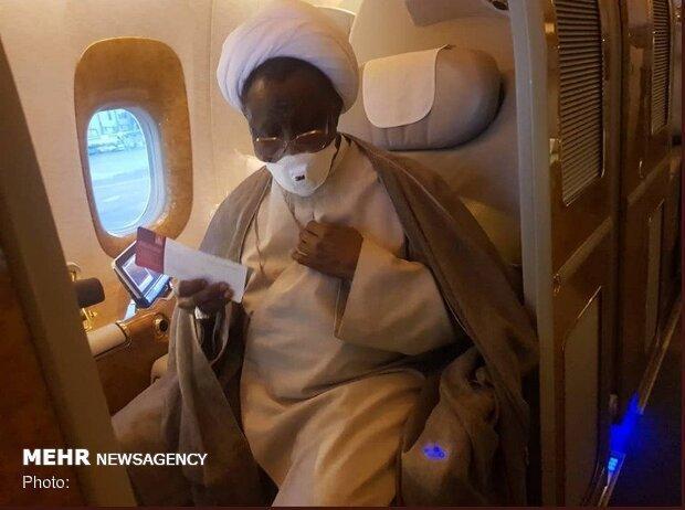 تصمیم شیخ زکزاکی برای بازگشت به نیجریه به دنبال فشارهای امنیتی
