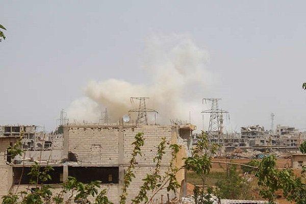 وقوع انفجار در شهر عفرین سوریه
