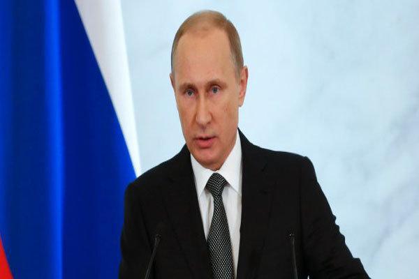 پوتین: بازی غرب علیه روسیه برنده ای نخواهد داشت