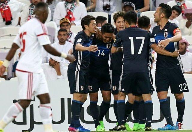 ژاپن انتقام بازی رفت را از امارات گرفت