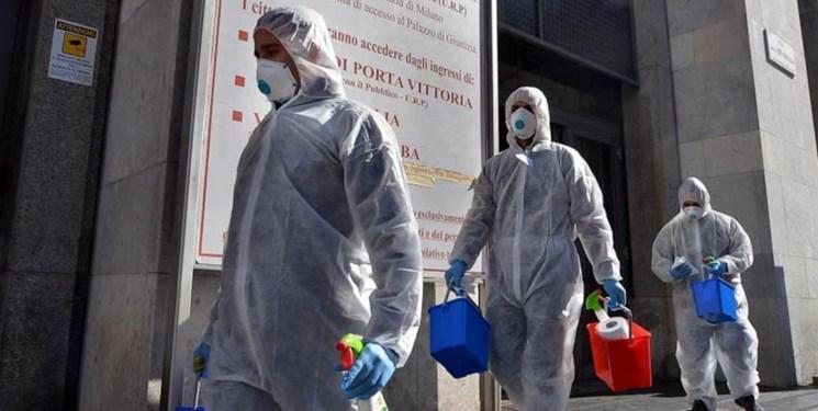کرونا ، موارد ابتلا و فوت در اروپا هنوز رو به افزایش است