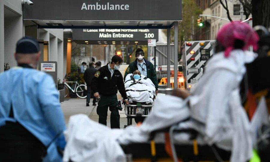 10 کشور اصلی درگیر کرونا ؛ جدیدترین آمار مبتلایان و فوتی ها ، 2.5 میلیون نفر قربانی کرونا شدند