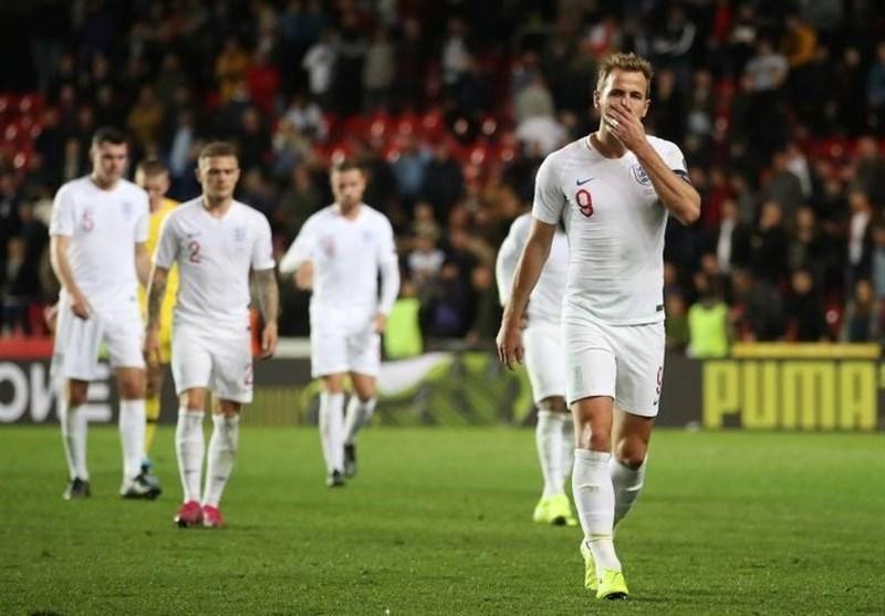 رونمایی از پیراهن های جدید تیم ملی انگلیس