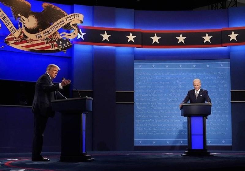 نظرسنجی، بیشتر آمریکایی ها بایدن را پیروز مناظره اول وی با ترامپ می دانند