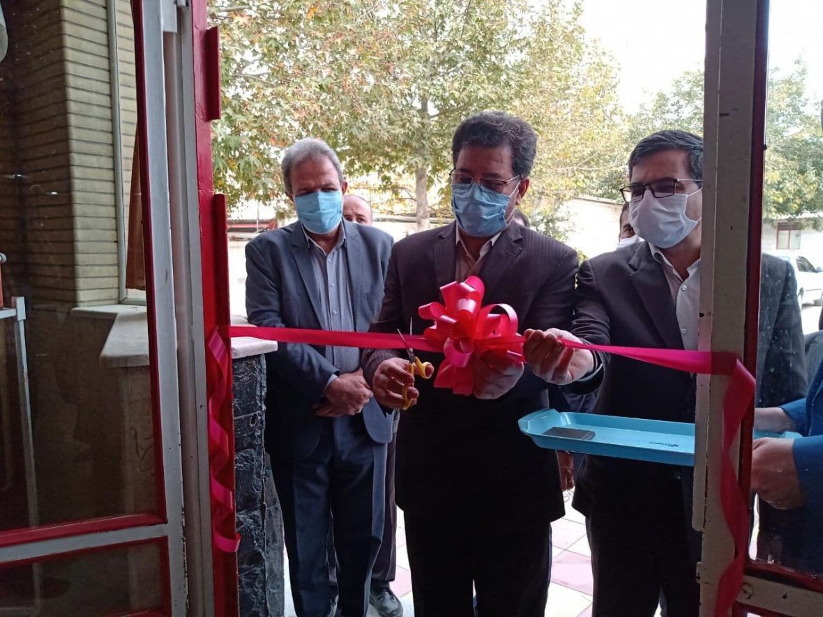 خبرنگاران 2 واحد تولیدی ماسک در کردستان افتتاح شد