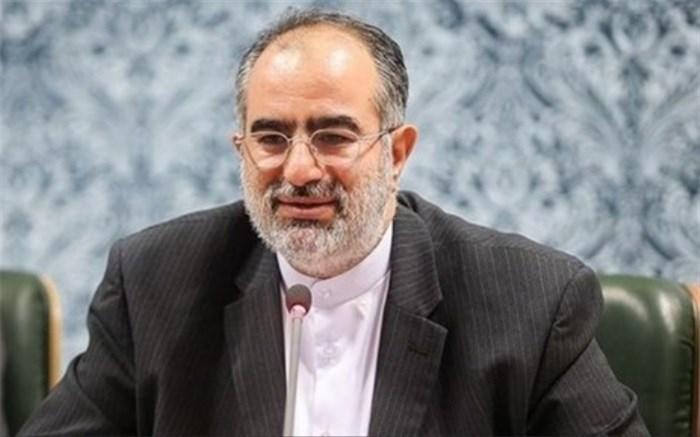 ایران بازیچه نیست، بازی گردان است