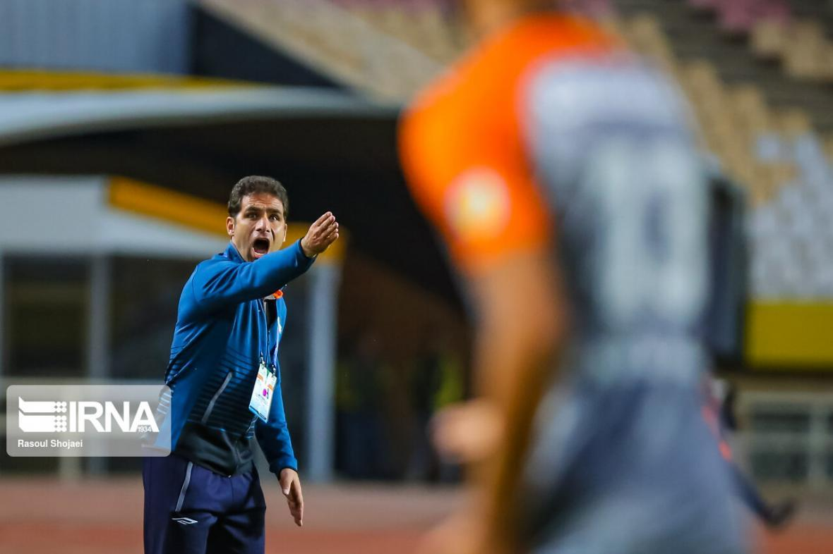 خبرنگاران سرمربی تیم فوتبال سایپا: اهداف بزرگی در لیگ سال جاری دنبال می کنیم