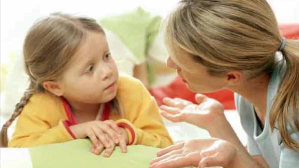 سوالاتی که هر مادری باید از کودکش بپرسد