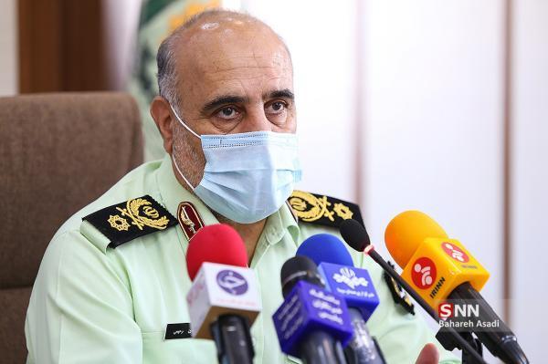 تمرکز اصلی پلیس بر نقاط آلوده و پرآسیب پایتخت، هیچ حاشیه امنی برای متخلفان وجود ندارد خبرنگاران