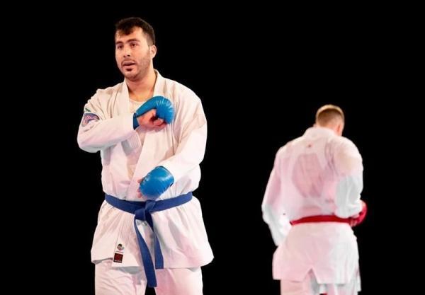 با اعلام فدراسیون جهانی کاراته؛ سهمیه المپیک گنج زاده رسمی شد