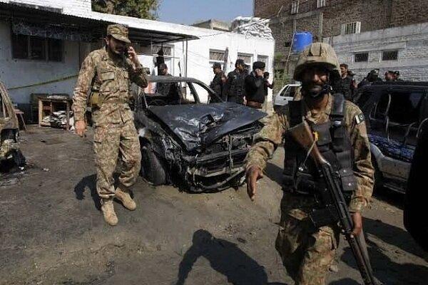2 نظامی پاکستانی در وزیرستان شمالی کشته شدند
